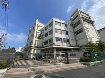 大田区立大森第八中学校の画像1