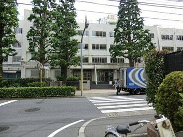 練馬区立石神井中学校の画像1