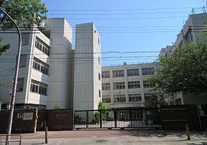 大阪市立 新豊崎中学校の画像1