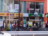 モスバーガー JR野田店