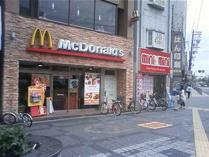 マクドナルド JR野田駅前店
