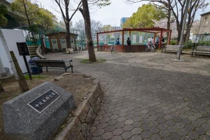 中之島西公園の画像1