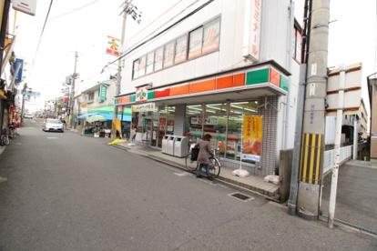 サンクス高安駅前店の画像1