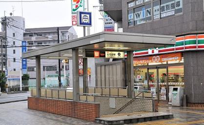 大阪市営地下鉄御堂筋線 北花田駅の画像1