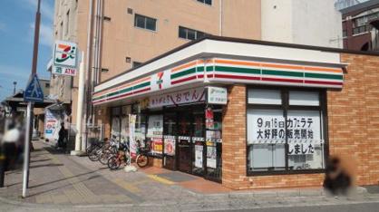 セブン−イレブン 京都桂駅東口店の画像1