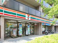 セブンイレブン八尾福万寺町店の画像1