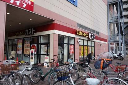 ガスト 長田御屋敷通店の画像2