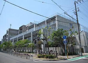 堺市立新湊小学校の画像1