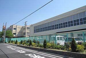 堺市立旭中学校の画像1