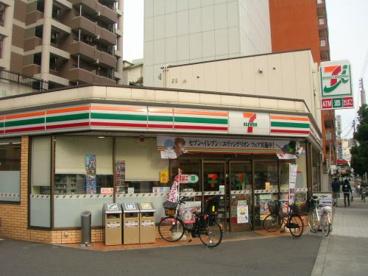 セブン−イレブン 大阪玉造2丁目店の画像1