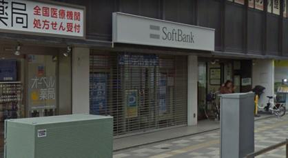 ソフトバンク調布南口の画像1