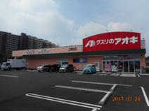 クスリのアオキ上野台店