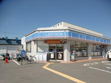 ローソン八尾志紀駅前店の画像1
