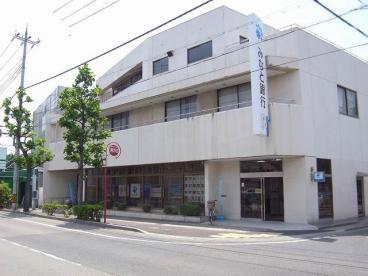 みなと銀行・魚住支店の画像1