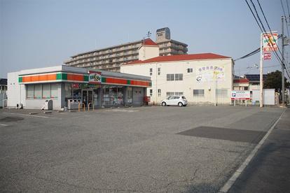 サンクス明石清水店の画像1