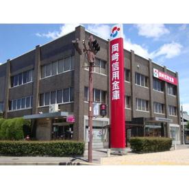 岡崎信用金庫 安田通支店の画像1