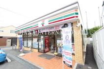 セブン‐イレブン 飛田給品川通り店