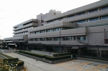 青梅市立総合病院の画像1