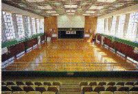町民体育館の画像