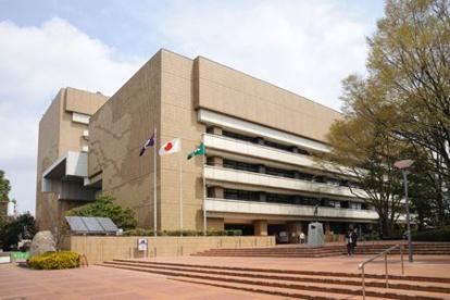 八王子市役所の画像1