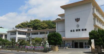 佐々中学校の画像1