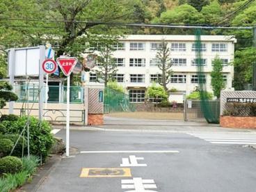 八王子市立恩方中学校の画像1