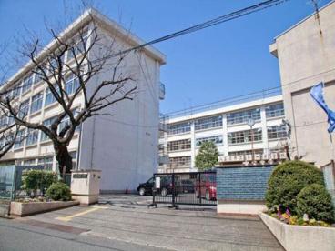 八王子市立第一中学校の画像1