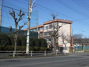 八王子市立楢原中学校の画像1