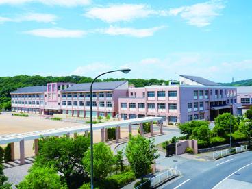 八王子市立鑓水中学校の画像1