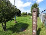 松ヶ丘一号公園