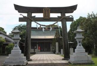 三柱神社の画像1
