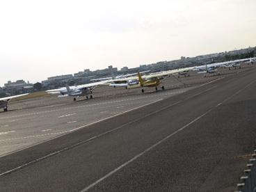 八尾空港の画像4