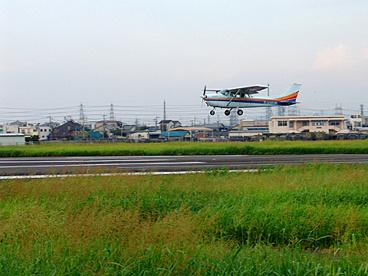 八尾空港の画像5