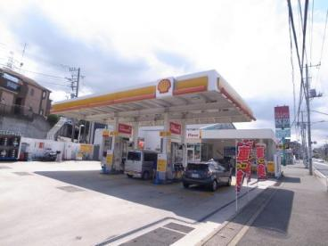 昭和シェル石油 セルフ根岸SS / 昭和礦油(株)の画像1