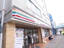 セブン‐イレブン 横浜上反町店