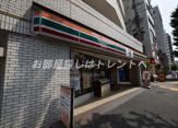 セブン-イレブン魚籃坂店