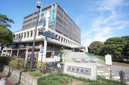 戸田市役所の画像1
