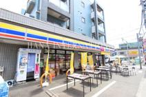 ミニストップ調布仙川店