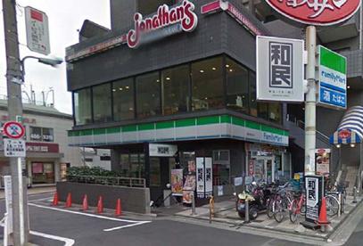 ファミリーマート調布駅南口店の画像1