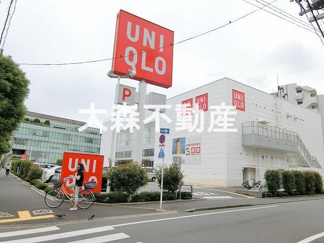 ユニクロ大森北店の画像