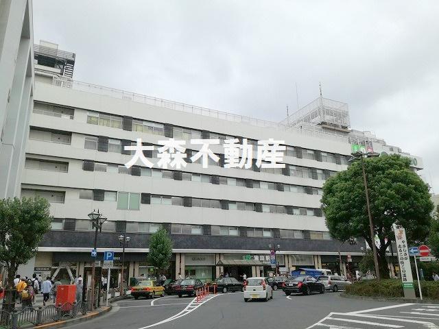 JR蒲田駅の画像