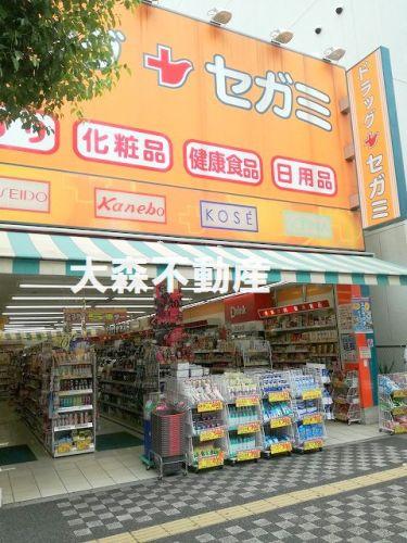 ドラッグセガミ 蒲田駅前店の画像