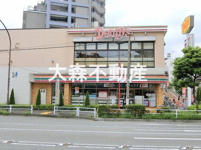 セブンイレブン大田区大森北四丁目店の画像