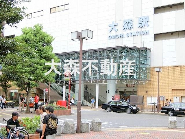 大森駅の画像