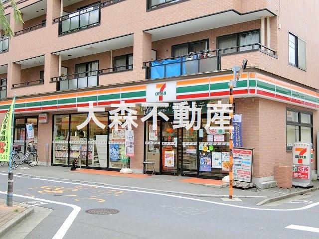 セブン-イレブン大田区大森西2丁目店の画像