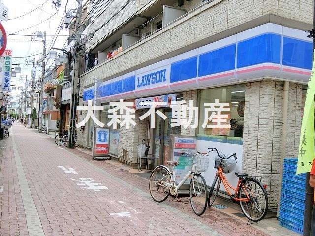 ローソン 平和島駅前店の画像