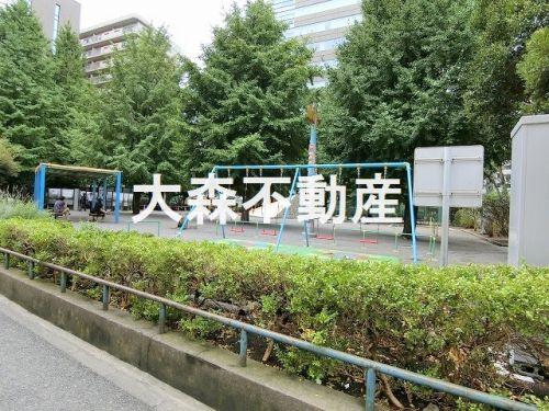 大井坂下公園の画像
