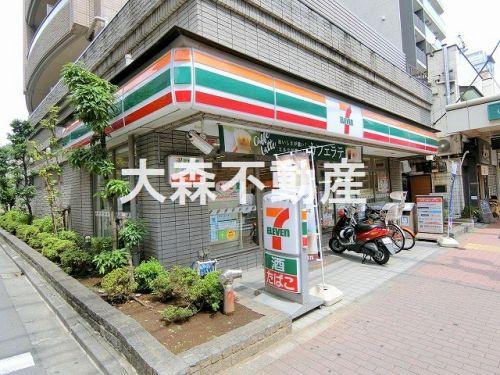 セブン-イレブン 大田区山王3丁目店の画像