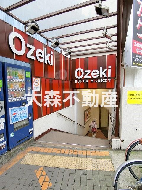 オオゼキ大森駅前店の画像