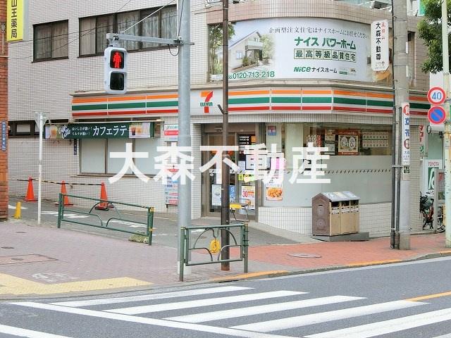 セブン−イレブン 大森駅北店の画像